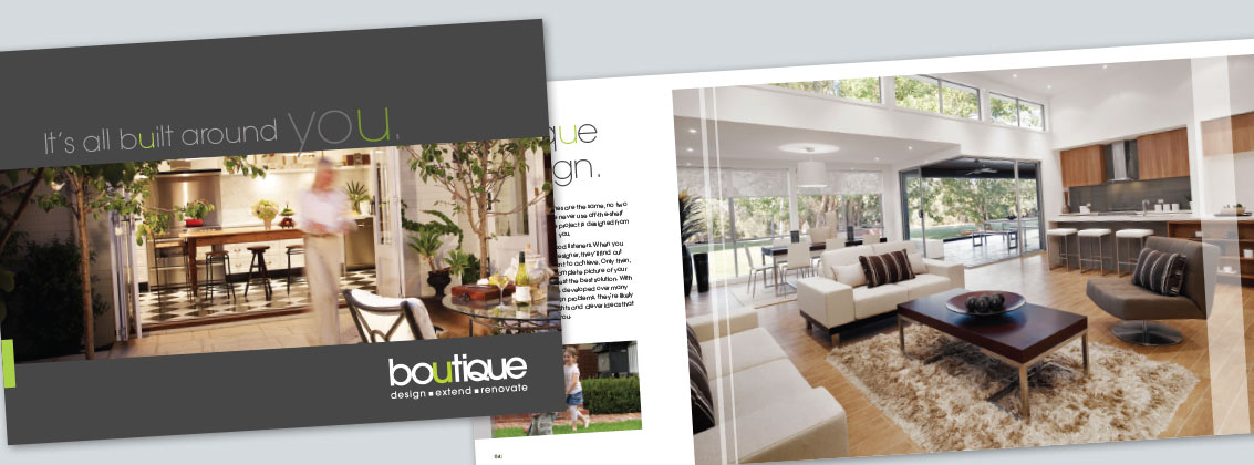 Boutique Corporate Brochures