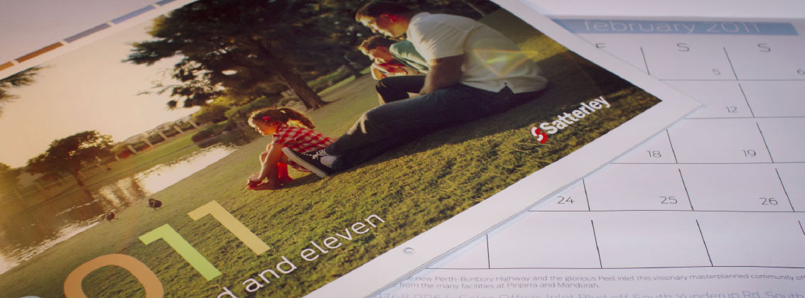 Statterly Print Design Brochures