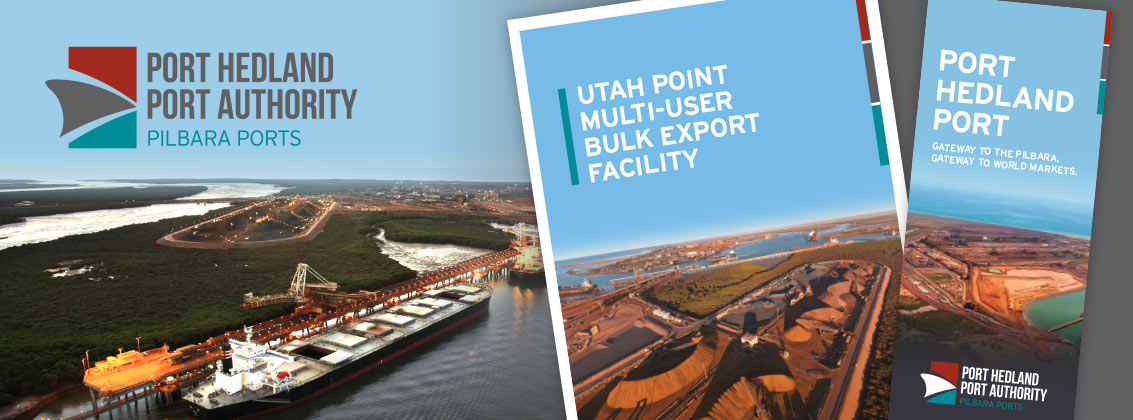 Port Headland Company and Client Design work