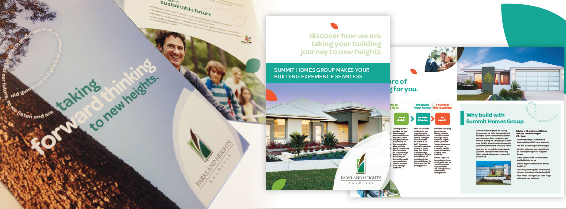 Parkland Heights Corporate Brochures